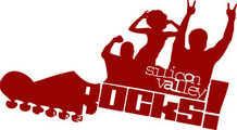 Silicon Valley Rocks! logo