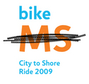Bike MS: City to Shore Ride 2009