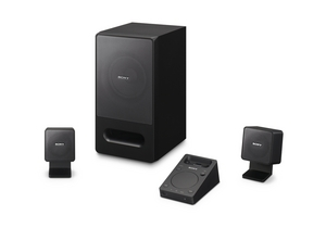 Sony SRS-GD50iP PC speakers with dock for iPod/iPhone