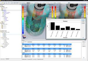 CFdesign 2010 Decision Center