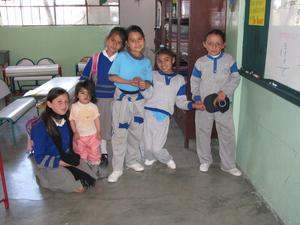 free wheelchairs, poor children, Ecuador, Children International