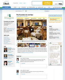 i-Meet Social Media for Meetings and Events