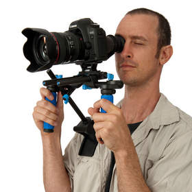 theEvent cinema rig for video DSLRs from Redrock Micro