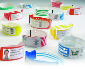 Precision Dynamics-TimeMed products on the MedAssets combined contract include a wide selection of patient wristbands.