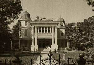 Allen House of Monticello, Arkansas - one of the many haunted places in Arkansas