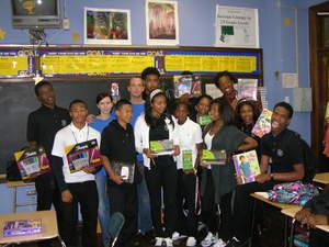 Sundance Vacations Donates to John Bartram High School in Philadelphia