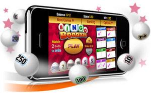 A new lottery-style, WebApp game by Spin3 - Bingo Bonanza