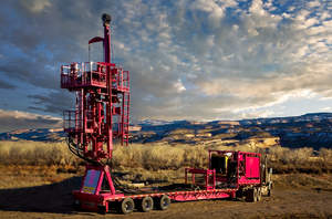 Rogue Pressure Services' 'Pink Rig' in partnership with The  Breast Cancer Research Foundation