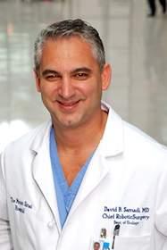 robotic surgery - prostate surgery - robotic prostatectomy - roboticoncology.com - david samadi md