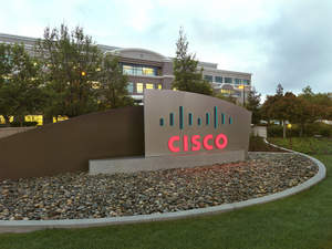 Cisco Headquarters in San Jose