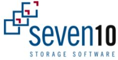 Seven10 Storage Software