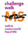 Challenge Walk MS