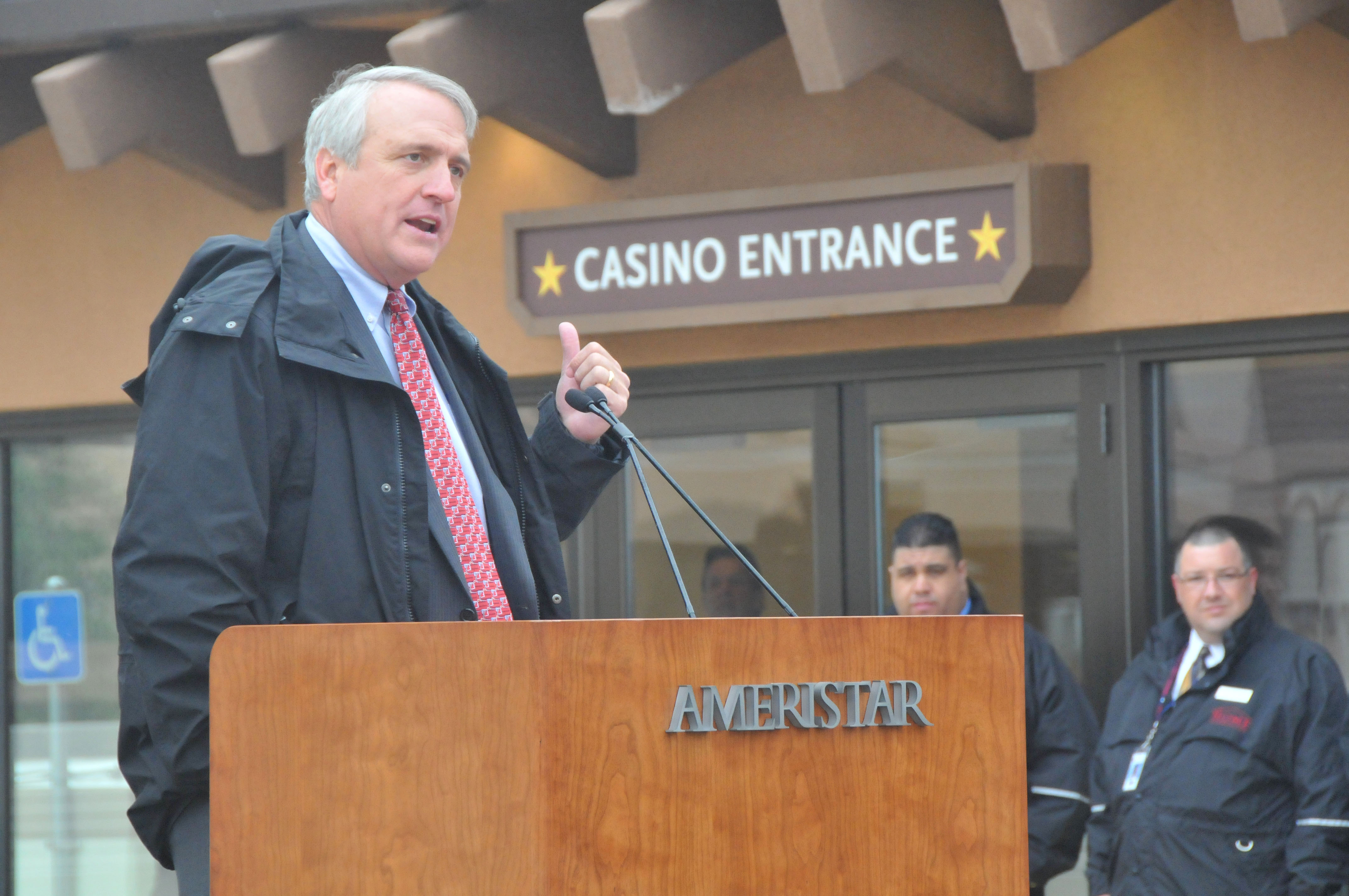 Ameristar Black Hawk, Governor Bill Ritter