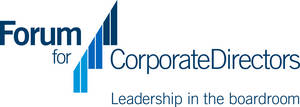 Forum for Corporate Directors