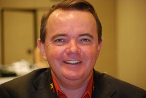 Barry O'Sullivan, SVP Voice Technology Group for Cisco