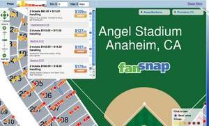 MLB ALDS Boston Red Sox at Los Angeles Angels - Home Game #1 tickets (October 7) Angel Stadium | Fan