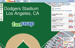 MLB_ NL Division Series_ St Louis Cardinals at Los Angeles Dodgers - Home Game #1 tickets (October 7