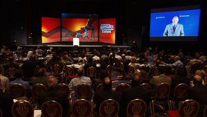 Stephen Covey Polycom Telepresence CIO 100 Keynote