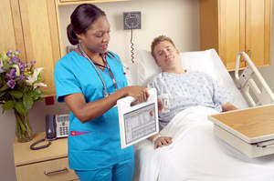 The Mobile Clinical Assistant (MCA) device can help streamline clinician workflow and improve patient care.