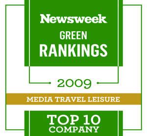 Green Top Ten Rankings