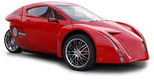 ZAP Alias Electric Car