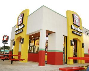 Get pizza in a hurry at Pizza Patron's quick service store