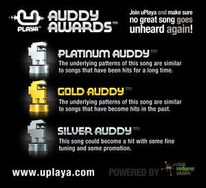 uPlaya Auddy AwardsTM