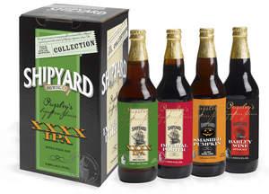 Pugsley's Signature Series four 22 oz. bottle sampler pack