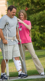 Signature Knee Replacement Implant Alignment at BAPTIST HEALTH