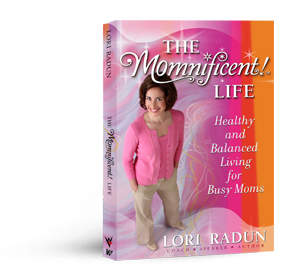 The Momnficent Life, balanced living, busy moms, mom book, parenting book