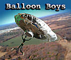 Balloon Boys website