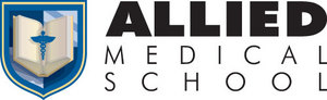 Allied Medical Schools Logo for Transcription Coding Billing HIM Pharm Tech