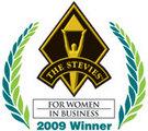 Stevies Women in Business Winner