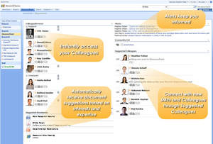DiscoverPoint, SharePoint. Social Networking, Enterprise Search