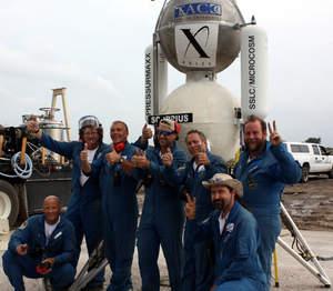 Team Armadillo Aerospace