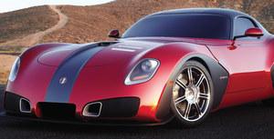 HRE private label forged wheels on Devon GTX supercar