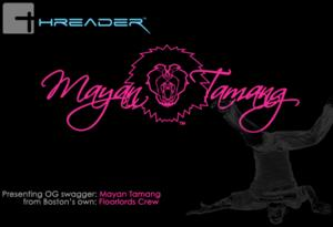Announcing Mayan Tamang streetwear on Threader!