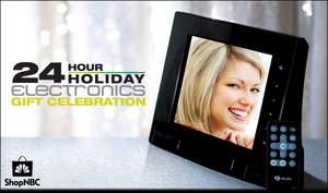 ShopNBC 24-Hour Holiday Electronic Gift Celebration