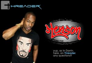 Announcing Darrin Henson on Threader!