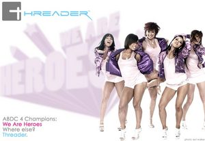 Announcing We Are Heroes on Threader