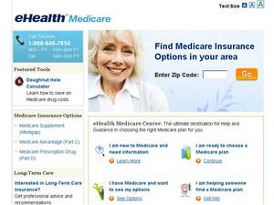 Find Medicare Insurance Options in your area