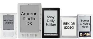 Roger Fidler's E-Reader Buyer's Guide
