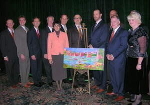 Sundance Vacations Sponsors Wilkes-Barre Chamber of Commerce for Annual Dinner