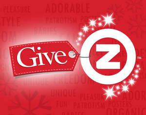 Give Zazzle