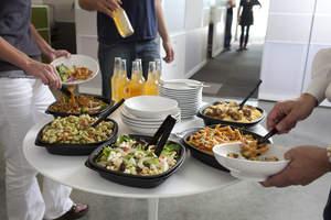 Noodles & Company, Noodles, Noodles and Company, Square Bowls, Familiy style