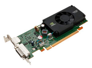 NVIDIA Quadro FX 380 LP photo1