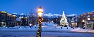 Breckenridge, Colorado Holiday Travel Packages, holiday lodging package deals, Home for the Holidays