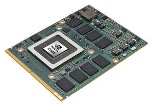 New NVIDIA Quadro FX 3800M photo 1