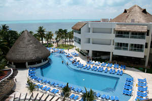 The Isla Mujeres Palace, Wyndham Grand Resort