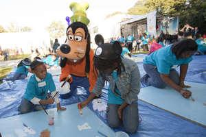 Disney Volunteer Goofy